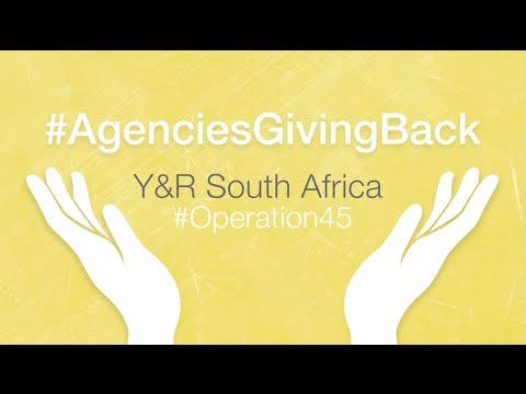 #AgenciesGivingBack: SA Ad Agency Leverages Soweto Derby to Amplify Global Charity