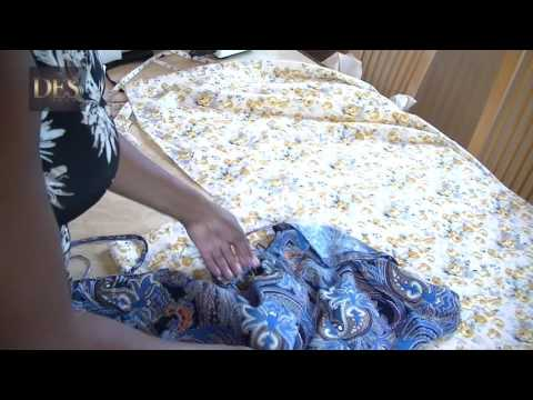 Learn how to make cami top Part 1