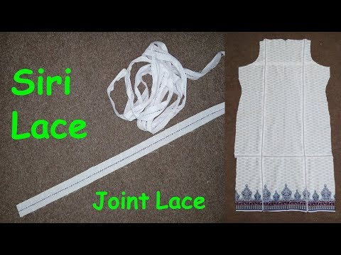 Joint lace Attach