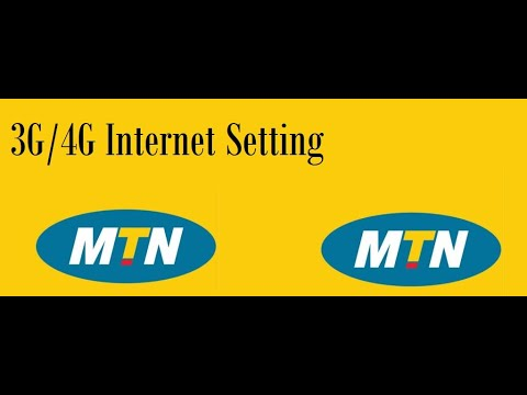 How to activate mobile data on mtn -