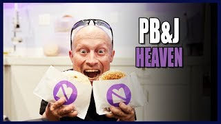 The Hunt For The Best Peanut Butter & Jelly Sandwich!
