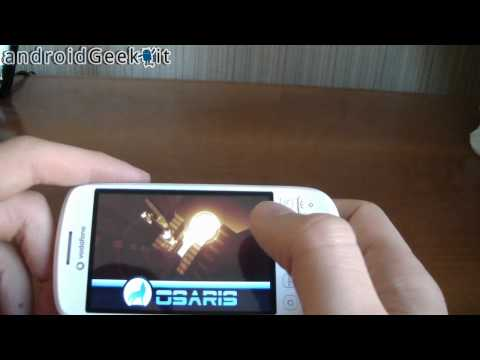 Video test ROM Ginger Yoshi 1.0 RC7 - Gingerbread per HTC Magic/myTouch 3g