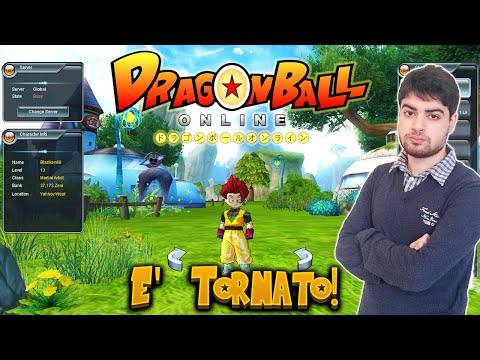 DRAGON BALL ONLINE E' REALTA'! GIOCHIAMO INSIEME! - Dragon Ball Online Global Server Gameplay ITA