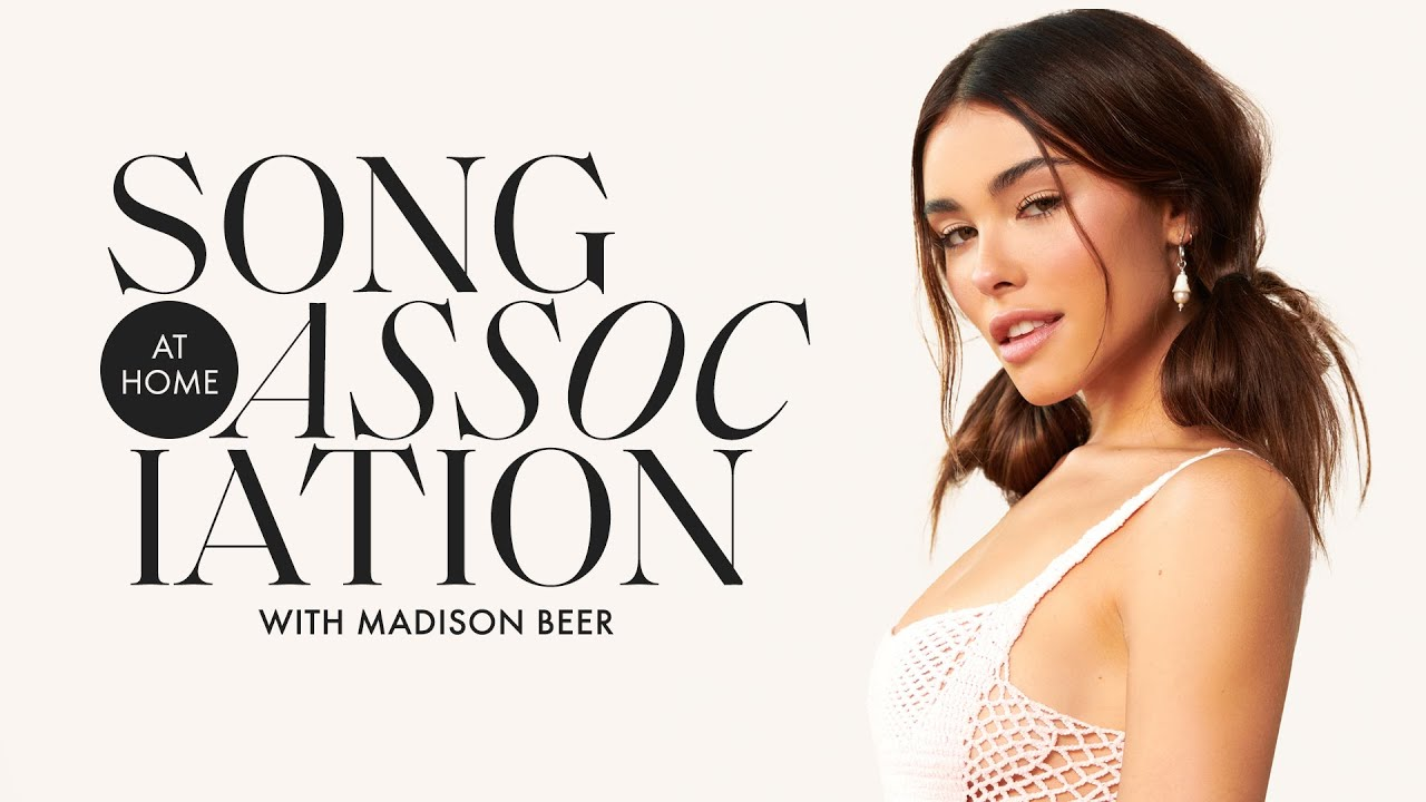 """Madison Beer Sings The Beatles, Lana Del Rey, and """"BOYSHIT"""" in a Game of Song Association   ELLE"""