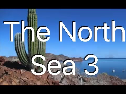 Sailing The North Sea of Cortez, Part 3, Ep 40C, Off the Starboard Hull