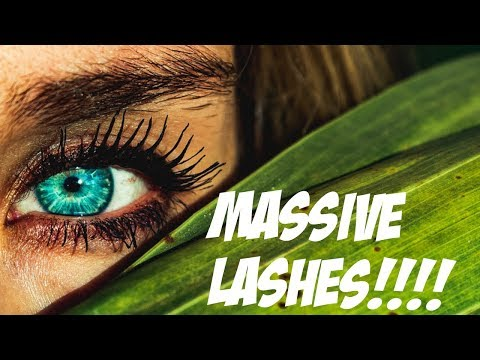 HOW TO GET MASSIVE LASHES!