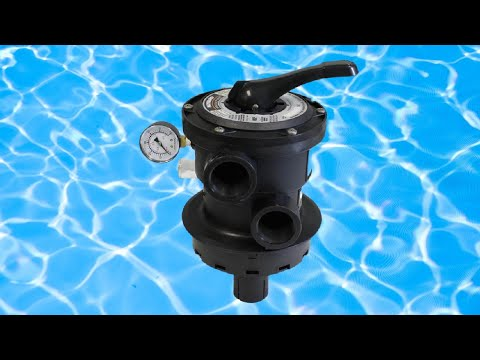 How To Change A Hayward ProSeries SP0714T Multiport Valve