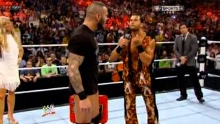 Fandango Promo (Funny) - WWE RAW - 7/15/2013 - 15th July 2013
