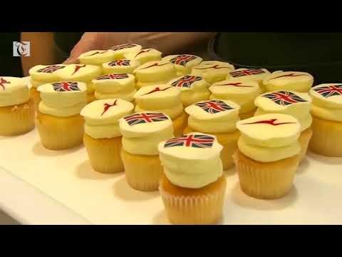 Qantas makes history on Australia-UK flight