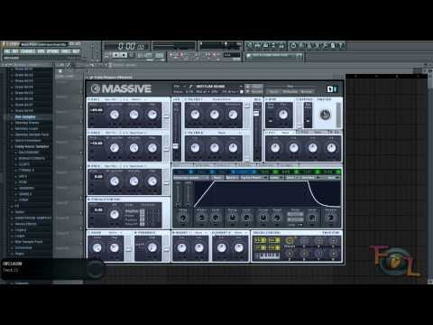 NI Massive: How to Produce the Bass from Zedd's 'Spectrum'