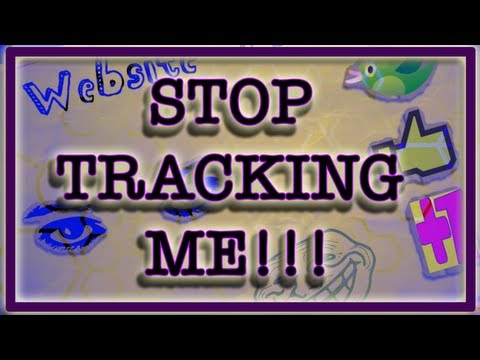 Prevent Being Tracked Online!