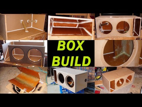 Box Build: 2 12