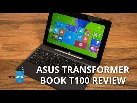 Asus Transformer Book T100 Review