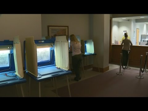 Absentee voting for state primary begins Monday