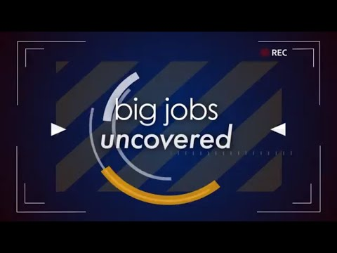 Big Jobs Uncovered | Nutrition Services with Zach and Charlie