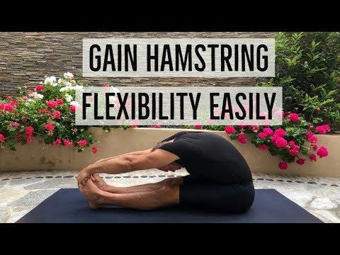 Easy Hamstring Flexibility Program by Antranik