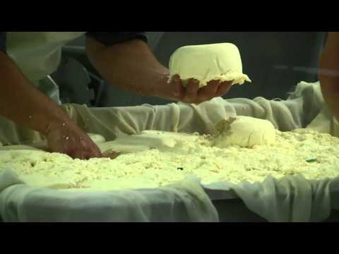 Reblochon Cheese Making - Famous French Alps Cheese