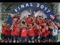 Independiente campéon de la Conmebol Sudamericana 2017