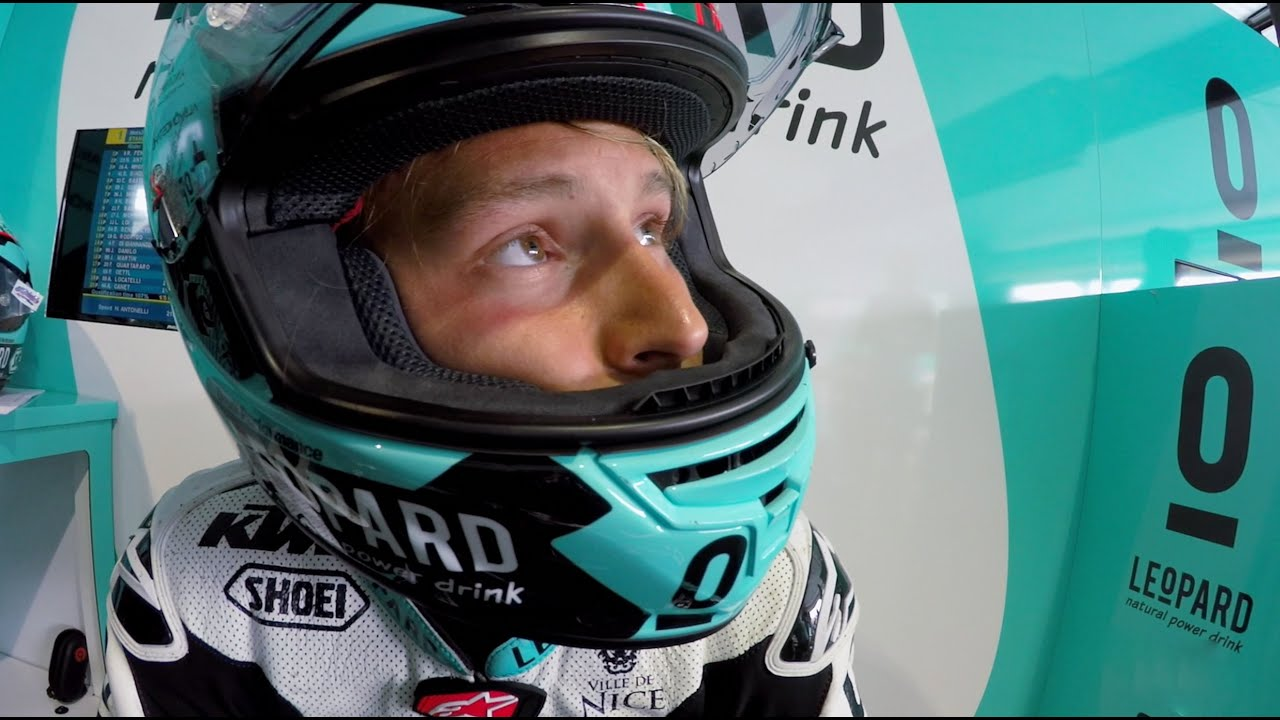 GoPro™ Hang out: Fabio Quartararo