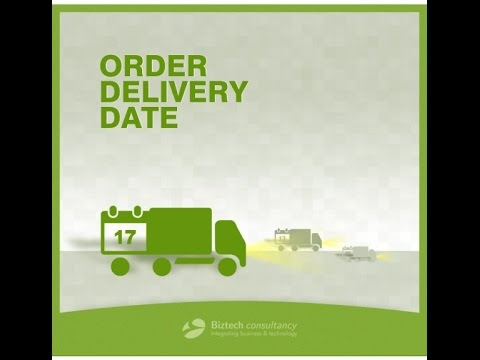 Order Delivery Date Magento Extension - Frontend by Biztech Store