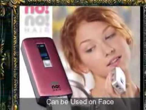 NoNo Hair Review Treatment