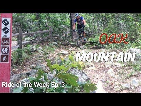 Sampling Oak Mountain Singletrack | ROTW Ep. 3