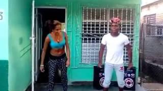 LA MEJOR DE CUBA EN EL BAILE DE HARRISON