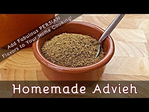 How to Make Advieh - The Flavour-Packed Middle Eastern Spice Mix (Slideshow)