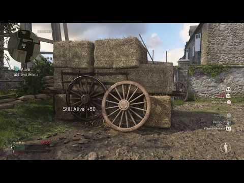 Prop hunt wagon wheel