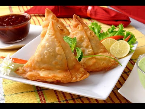 Samosa Recipe with wheat flour - Punjabi Samosa  | Perfect Samosa with all tips