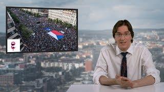 Milion chvilek pro demonstrace ➠ Zpravodajství Cynické svině