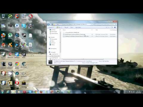 how to change audio files to .mp3 with no software