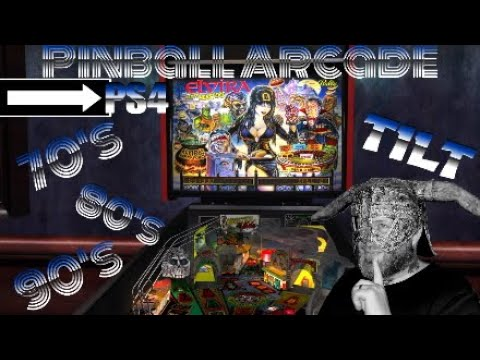 Pinball Arcade 70's, 80's and 90's tables