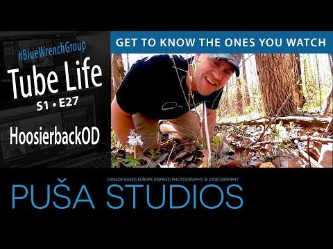 Puša Studios Tube Life #039 HoosierbackOD