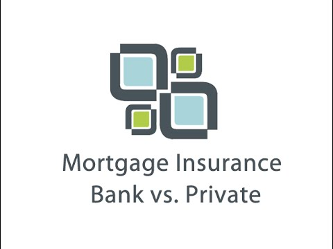 Mortgage Insurance: Bank & Private
