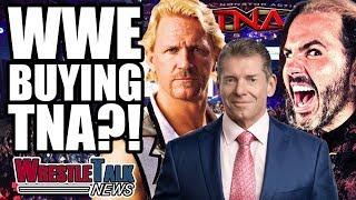 WWE Buying TNA?! Broken Hardys FINALLY To Raw?! | WrestleTalk News Sept. 2017