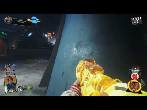 ZOMBIES IN SPACELANDWORLD RECORD HIGH ROUND ATTEMPT WITH TANQ FREEZE AND RYAN