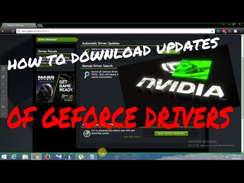 Update NVIDIA Geforce Drivers Without GeForce Experience | Easy and Reliable |