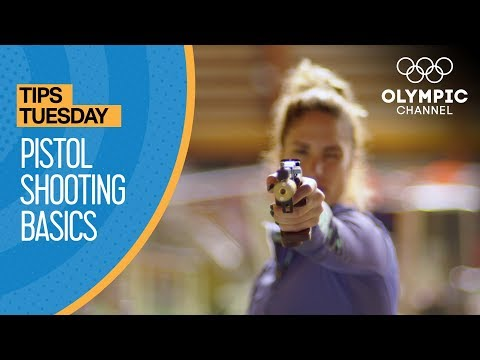 Learn the Basics of Pistol Shooting | Olympians' Tips