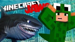 JAWS CITY TSUNAMI - SHARKS ATTACK THE CITY!