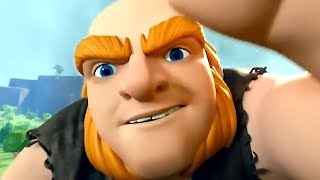Clash of Clans Movie Full HD (2017 - 2018) FAN EDIT Clash of Clans Animation CoC