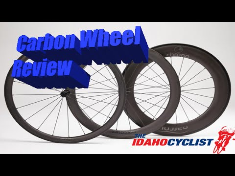 Brit Carbon Wheel Review.  Carbon Bicycle Wheels For Road Racing.