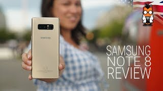 Samsung Galaxy Note 8 Review in 90 Seconds