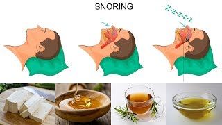 7 Foods That You Must Eat To Stop Snoring   Natural Cures