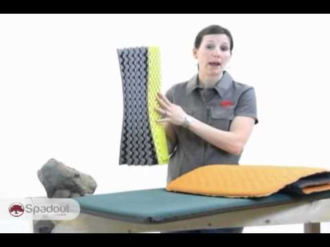 Selecting a Sleeping Pad