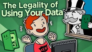 The Legality of Using Your Data - Games of Tomorrow - Extra Credits