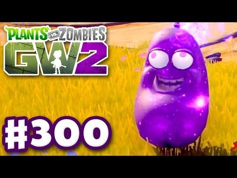 Dark Bean Bomb! - Plants vs. Zombies: Garden Warfare 2 - Gameplay Part 300 (PC)
