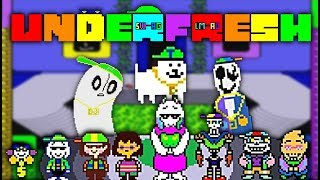 THE ULTIMATE SANS HAS BEEN RELEASED!! Sans Multiverse Simulator