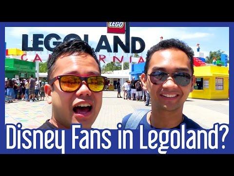Disneyland Annual Passholder goes to Legoland