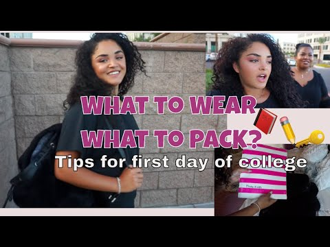TIPS FOR YOUR VERY FIRST DAY OF COLLEGE-what to expect and how to make friends | Lolo Saunders